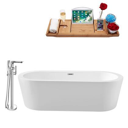 Streamline NH361120 Bath Tub, NH361 120 1T