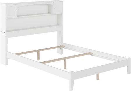 Atlantic Furniture Newport AR8531032 Bed White, AR8531032