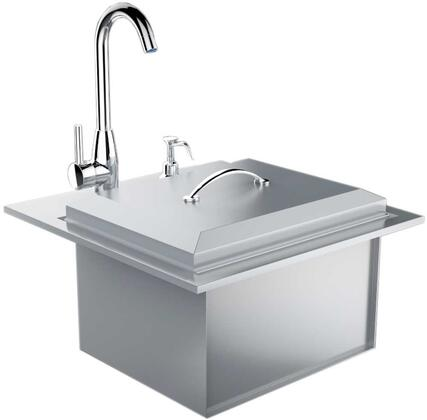 Sunstone  BPS21 Outdoor Sink Stainless Steel, Main Image
