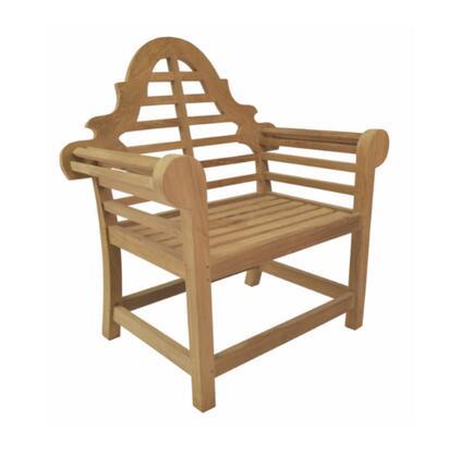 Anderson Marlborough CHD190 Patio Chair Brown, CHD-190 Main Image