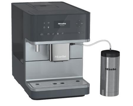 Miele  CM6350GRGR Coffee and Espresso Maker Gray, Main Image