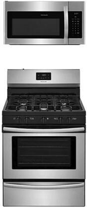 Frigidaire 861369 Kitchen Appliance Package & Bundle Stainless Steel, 1