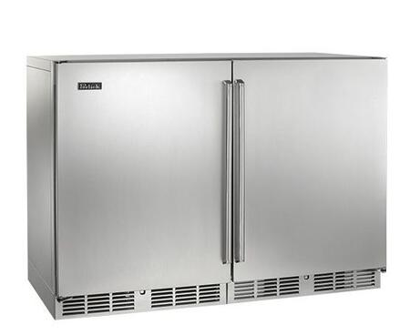Perlick Signature HP48FRS1L1R Side-By-Side Refrigerator , 1