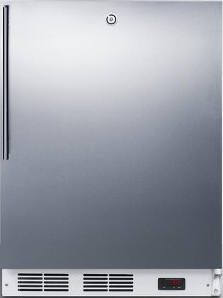AccuCold  VT65MLBISSHVADA Compact Freezer Stainless Steel, VT65MLBISSHVADA Medical Compact Freezer