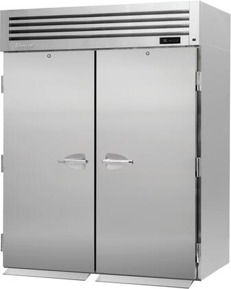 PRO-50R-RI-N 67″ Pro Series Solid Door Roll-In Refrigerator with 81.87 cu. ft. Capacity  Self-Cleaning Condenser  Digital Temperature Control &