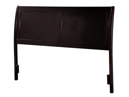 Atlantic Furniture Portland AR289831 Headboard Brown, AR289831 SILO F 180