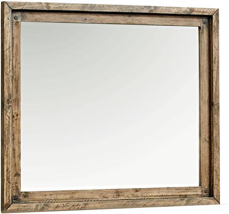 Standard Furniture Nelson 92508 Mirror Brown, Main Image