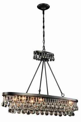 Elegant Lighting 1509G44BZ Ceiling Light, Image 1