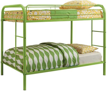 Furniture of America Rainbow CMBK1032AG Bed, 1