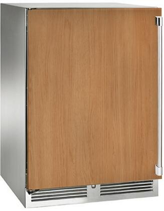 Perlick Signature HP24RS42L Compact Refrigerator Panel Ready, Main Image