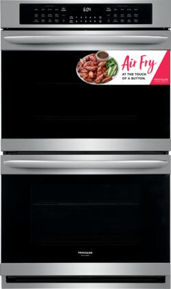 Frigidaire Gallery FGET3069UF Double Wall Oven Stainless Steel, Main Image