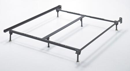 Signature Design by Ashley Frames and Rails B10066 Bed Accessory Black, Main Image