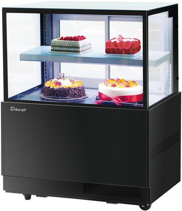 Turbo Air TBP46NN Display and Merchandising Refrigerator, 1