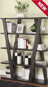 Coaster Bookcases 800318 Bookcase , 1