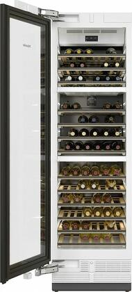 Miele MasterCool KWT2611Vi Wine Cooler 76 Bottles and Above Panel Ready, KWT 2611 Vi Wine Cooler