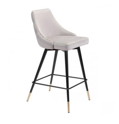 Zuo Piccolo 101093 Counter Chairs, 101093 Front