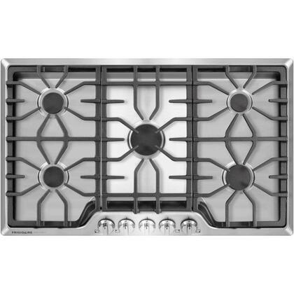 Frigidaire Gallery FGGC3645QS Gas Cooktop Stainless Steel, Main Image
