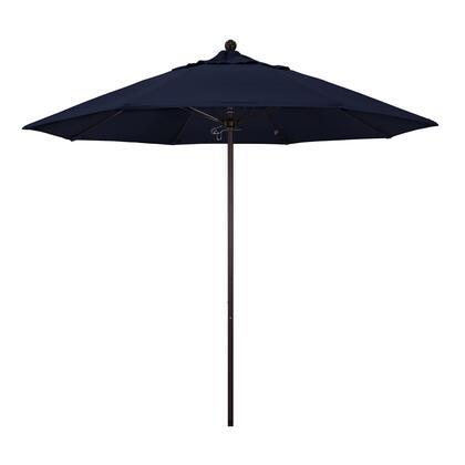 California Umbrella Venture ALTO908117F09 Outdoor Umbrella Blue, ALTO908117 F09