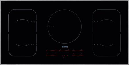 Miele  KM6377 Induction Cooktop Black, Main Image