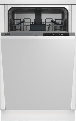 Beko  DIS25841 Built-In Dishwasher Panel Ready, Main Image
