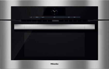 Miele M Touch H6770BM Single Wall Oven Stainless Steel, Main Image