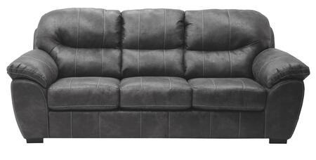 Jackson Furniture Grant 445304122728302728 Sofa Bed Black, Main Image