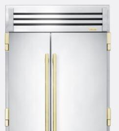 True Residential  H01BRASS4248 Door Handle , Main Image
