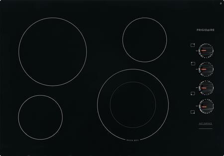 Frigidaire FFEC3025UB Electric Cooktop Black, Main Image
