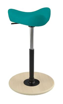 Varier Move Small MOVESMALL2700FAME67016NATHIBLK Office Stool, Main Image