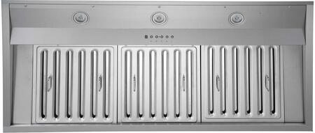 Kobe Premium IN2636SQB12001 Liners Insert and Blower Stainless Steel, 1