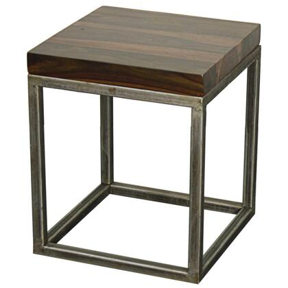 New Pacific Direct Jace 500819 End Table Brown, main image
