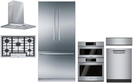 Bosch Benchmark 1167866 Kitchen Appliance Package & Bundle Stainless Steel, main image