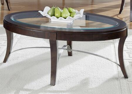 Liberty Furniture Avalon 505OT2010 Coffee and Cocktail Table Brown, Main Image