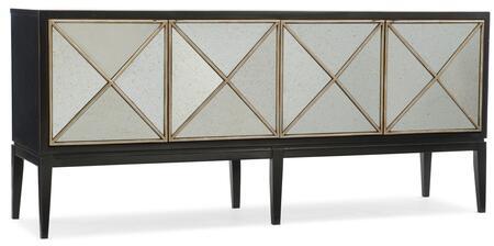 Hooker Furniture Melange 63885306CHP Credenza Black, vvrjfhuahpitbunae6tl