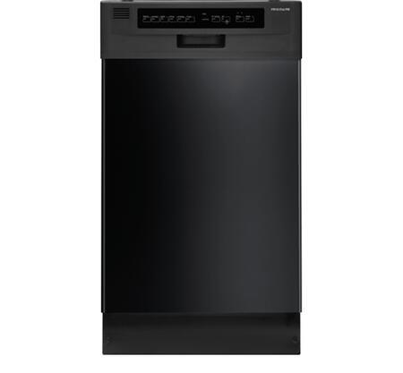 Frigidaire 1800 FFBD1821MB Built-In Dishwasher Black, 1