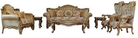European Furniture Alexsandra 43553SLC Living Room Set , Main Image