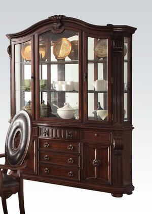Acme Furniture Abbeville 60316 China Cabinet Brown, 1