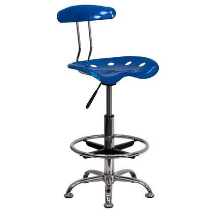 Flash Furniture  LF215BRIGHTBLUEGG Office Chair Blue, 1