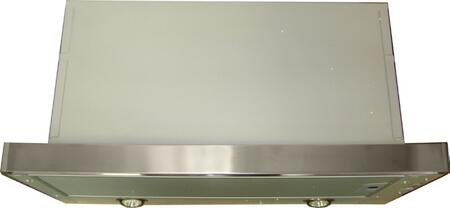 Faber CRIS24SS Under Cabinet Hood Stainless Steel, 1