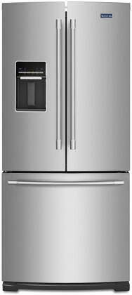 Maytag  MFW2055FRZ French Door Refrigerator Stainless Steel, Main Image