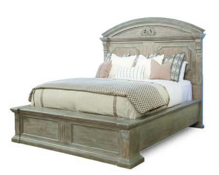 A.R.T. Furniture Arch Salvage 2331572802 Bed, DL 3a10e5d4e942771fc42ff44186c7