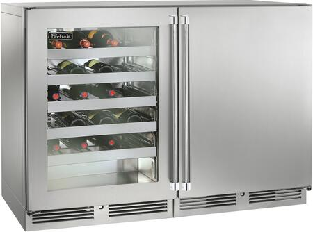 Perlick Signature 1443662 Beverage Center Stainless Steel, 1