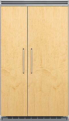 Viking 5 Series FDSB5483 Side-By-Side Refrigerator Panel Ready, Panel Ready Model