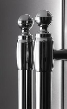 Bertazzoni Heritage HERHK36REF Door Handle Stainless Steel, Master Series Handle