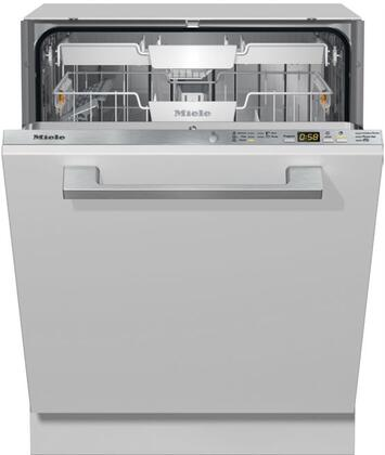 Miele G5000 G5051SCVI Built-In Dishwasher Panel Ready, G 5051 SCVi ADA Fully Integrated Dishwasher