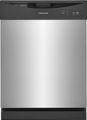 Frigidaire  FDPC4221AS Built-In Dishwasher Stainless Steel, Main Image