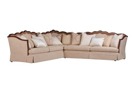 A.R.T. Furniture Landmark Upholstered 5565295001S3 Sectional Sofa, DL 4b86f1829cec05dd3018dbf1d393