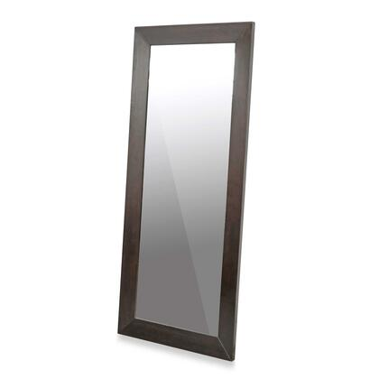 Wholesale Interiors Doniea MIRROR0506051 Mirror Brown, Main Image