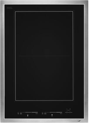 Jenn-Air JIC4715GS Induction Cooktop Stainless Steel, JIC4715GS 15-Inch Induction Customized Cooktop
