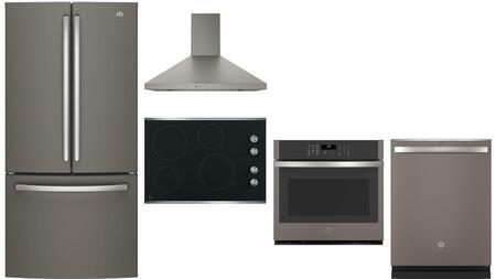 GE 1146398 Kitchen Appliance Package & Bundle, Main Image